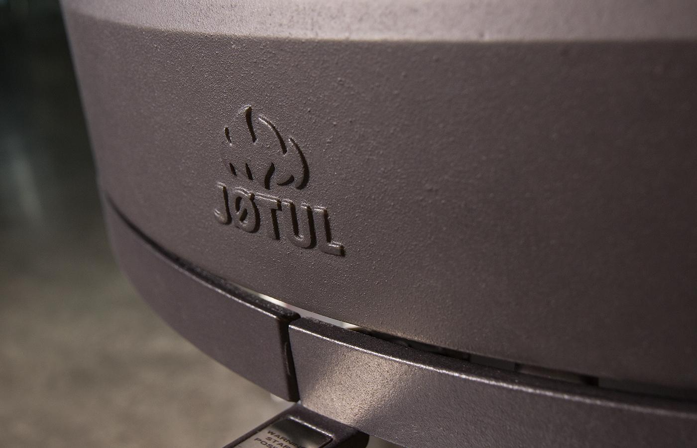 Jøtul logo - F 373 Advance